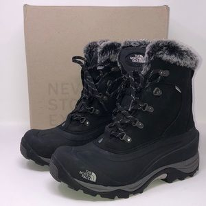 North Face Winter Snow Boots McMurdo II Waterproof